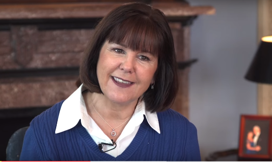 Second Lady Karen Pence Photo Taken From Video..