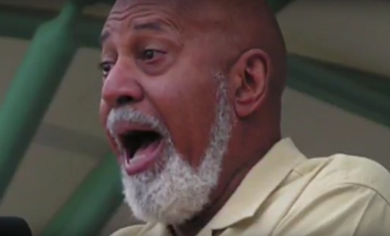 Alcee Hastings. Photo captured from the video.