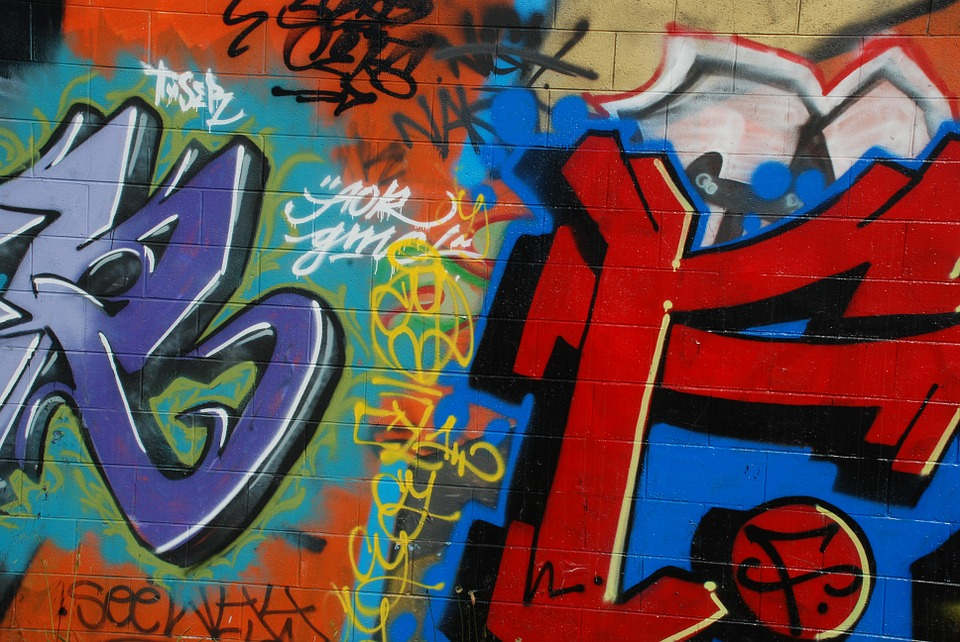 Graffiti. CC0.PXBY.