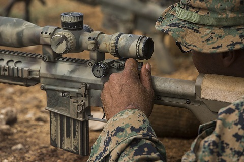American Sniper. Photo By Military Material PXBY