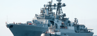 Russian Propaganda? Russia Appears To Be Readying For A Naval Battle With the US Near Syria