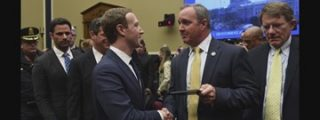 Congressman Trolls Zuckerberg in Most EPIC Way, Check Out What He Just Handed Him!